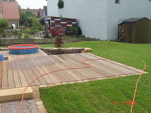 terrassen, einfahrten, treppenanlagen - junne gartendesign, Garten ideen