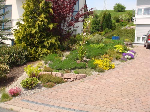 leistungen - junne gartendesign - gartengestaltung, landschaftsbau, Garten ideen